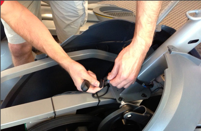 Electrical repairs for Gyms and Gym equipment