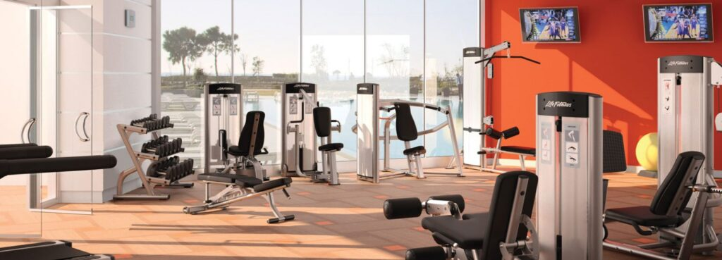 Trading Gym Equipment - Leasing gym equipment also makes it much easier for you to upgrade the equipment every few years.