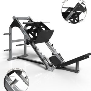 Core Predator 45 Deg. Leg Press (LEGP-001)