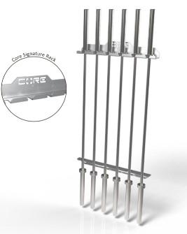 Core Vertical Bar Rack (6) (BVR-001)