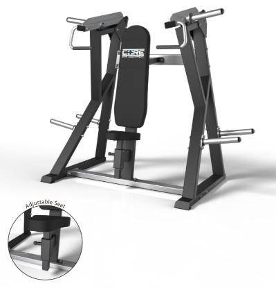 Core Plate Loaded Shoulder Press (PSP-001)