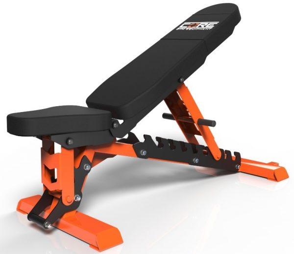 Core Predator Adjustable Bench (BENCH-001)
