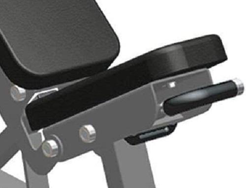 Hammer Strength Adjustable Bench