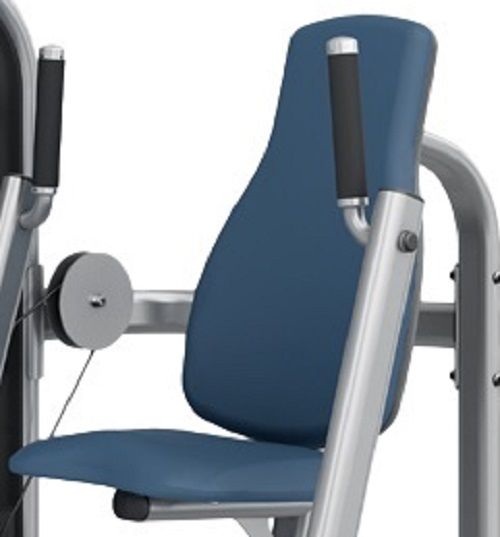 Life Fitness Circuit Chest Press