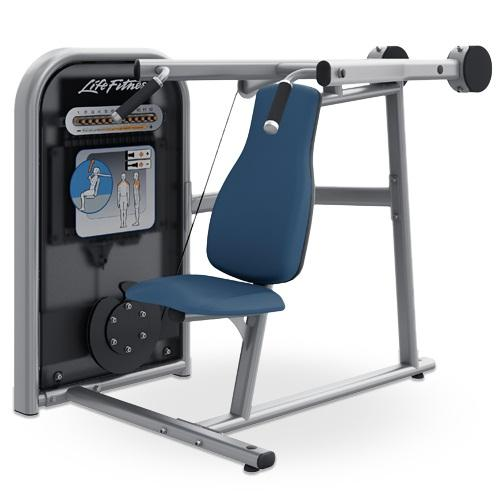Life Fitness Circuit Shoulder Press