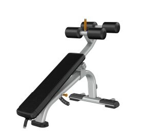 Precor Discovery Adjustable Decline Bench