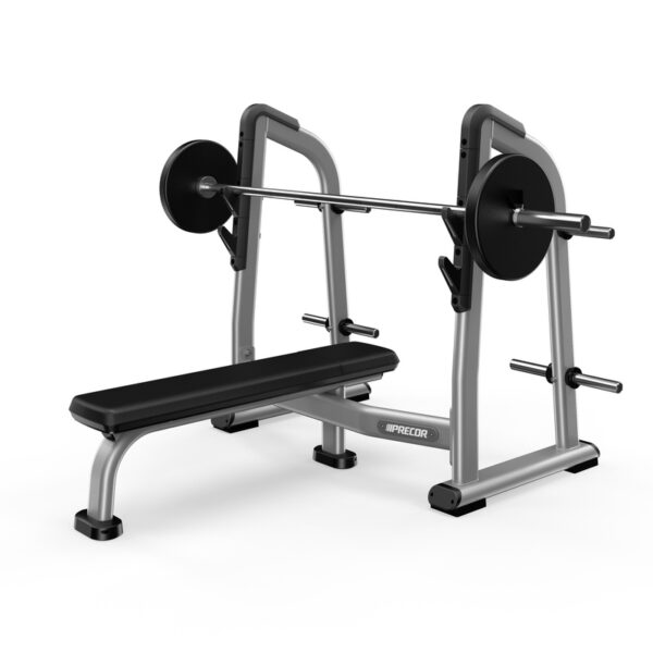 Precor Discovery Olympic Flat Bench