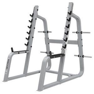 Precor Icarian Squat Rack