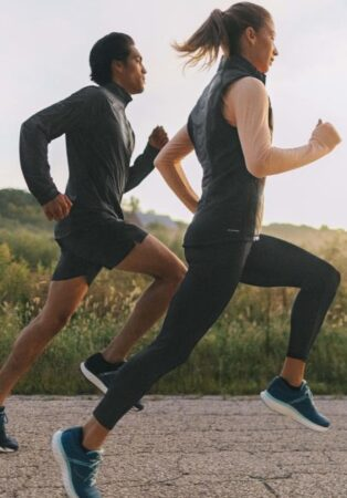 Going for a run – The best techniques to develop your running style